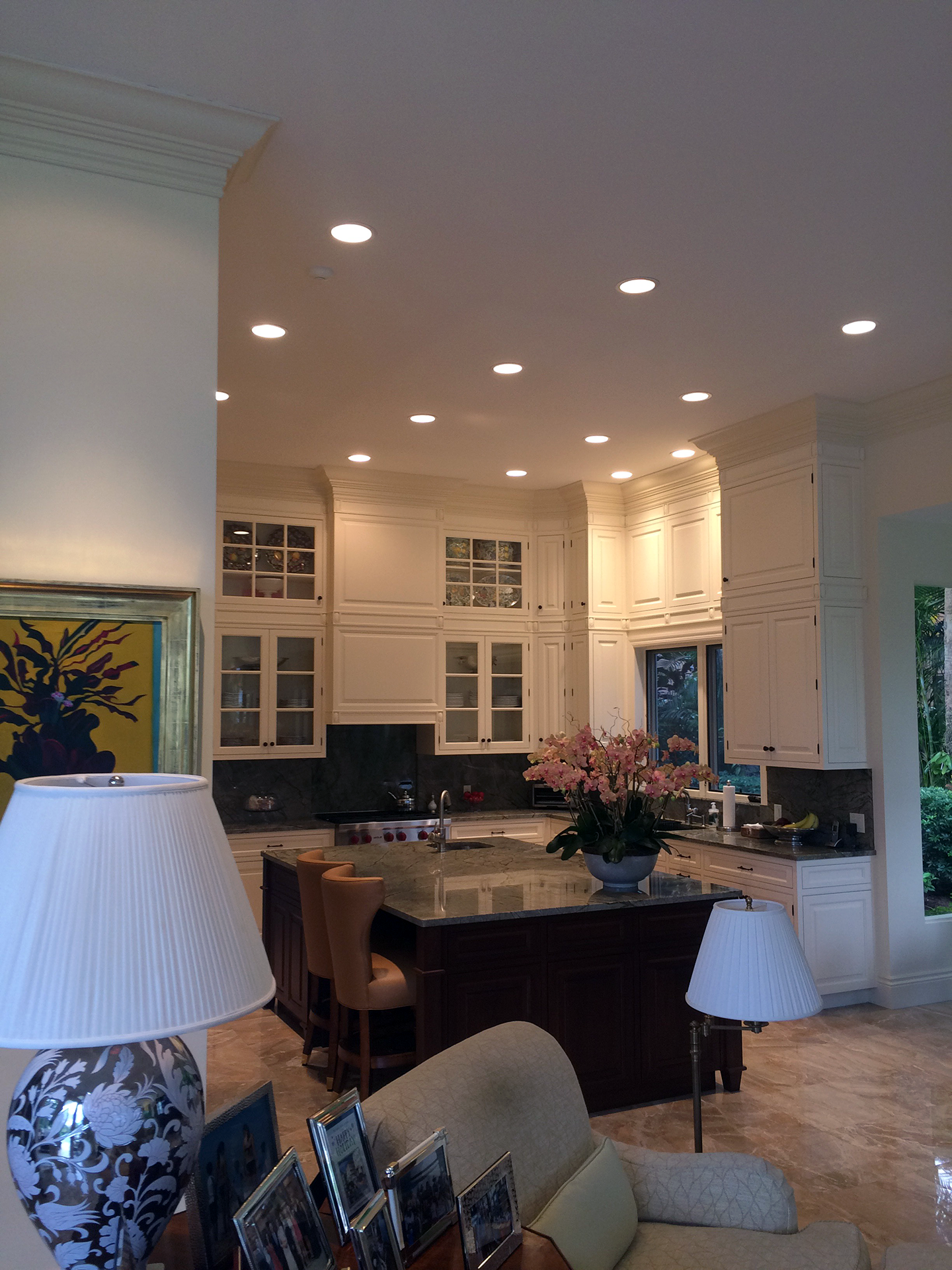 Eskew Electric | Electrical Portfolio | Palm Beach Gardens Florida